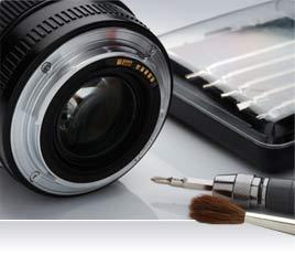 Service in München für Ihre Kamera - CT-Kameraservice